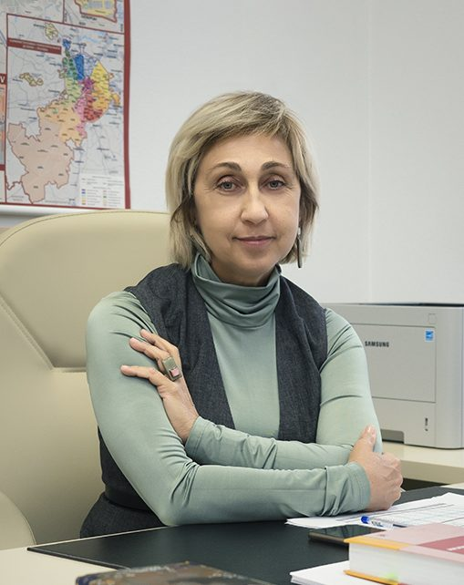 Пак Марина Витальевна