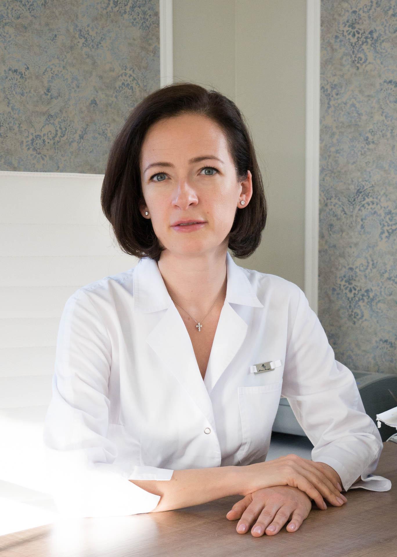Берсенева Юлия Александровна