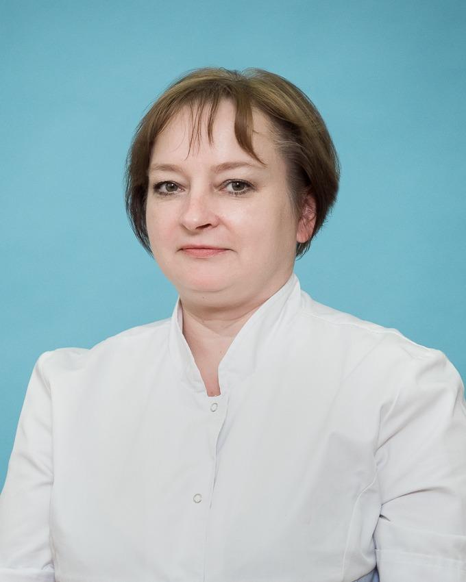 Бергманн Наталья Николаевна