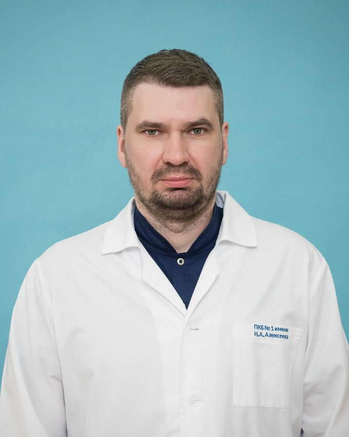 Чибисов Всеволод Владимирович