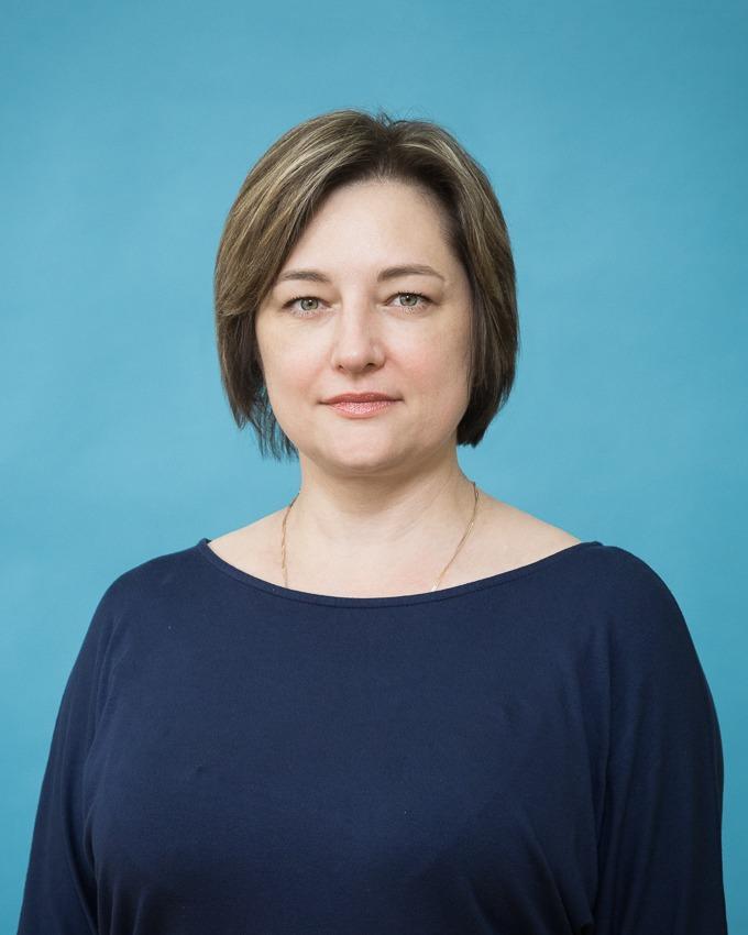 Истомина Ольга Станиславовна