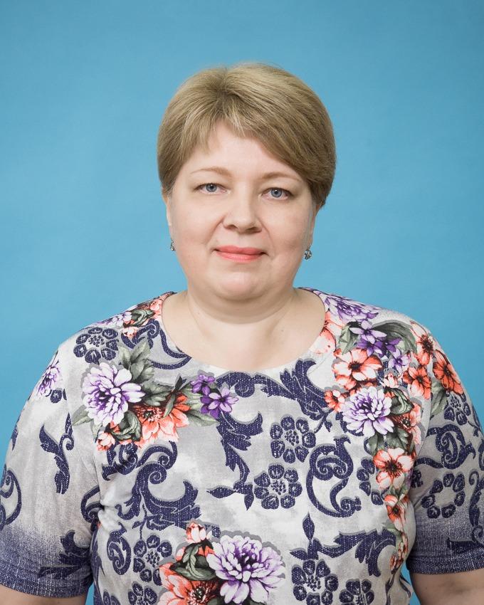 Кириллова Ирина Олеговна