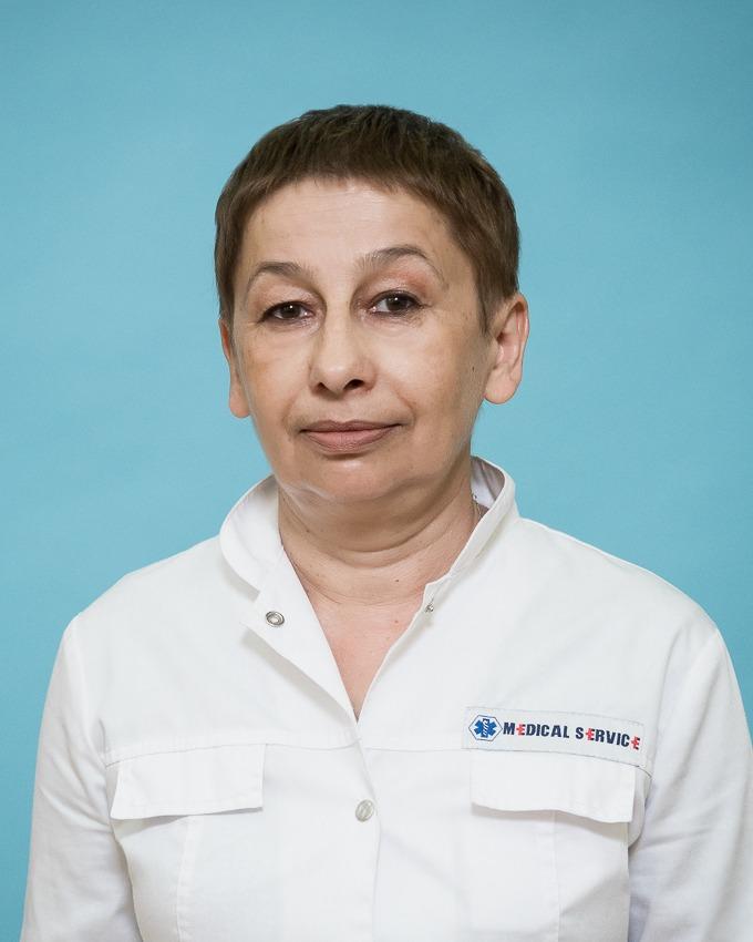 Косьянова Елена Викторовна