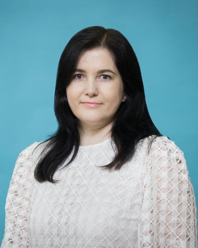 Мартинкевич Ирина Михайловна
