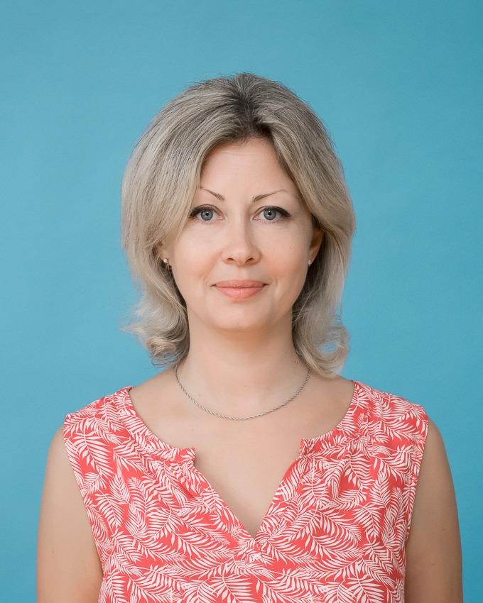 Меншикова Марина Васильевна
