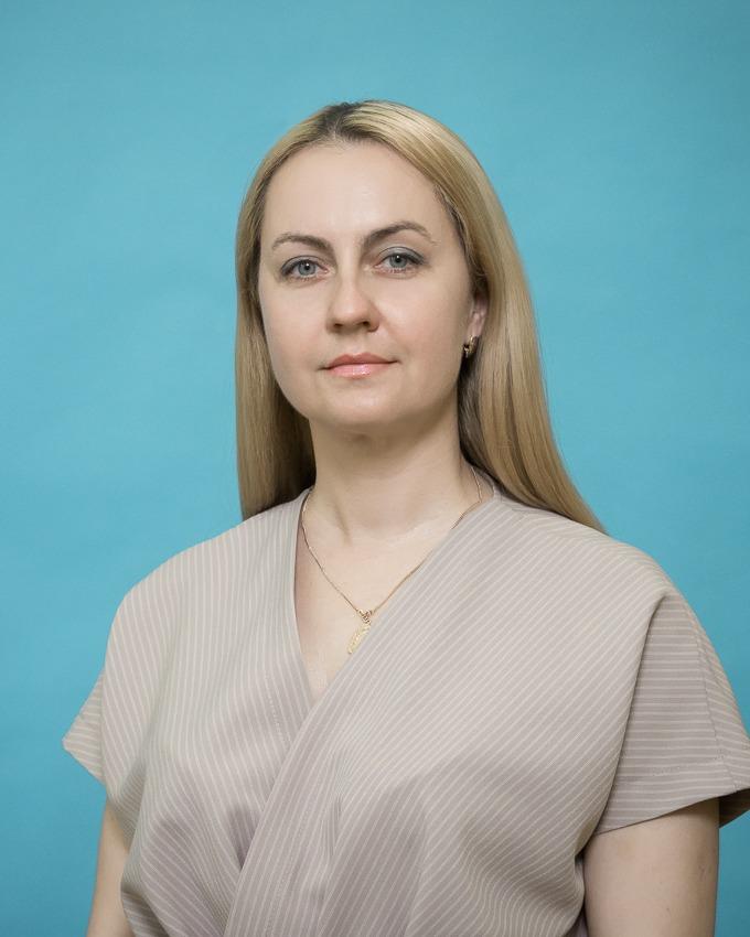 Перова Екатерина Игоревна
