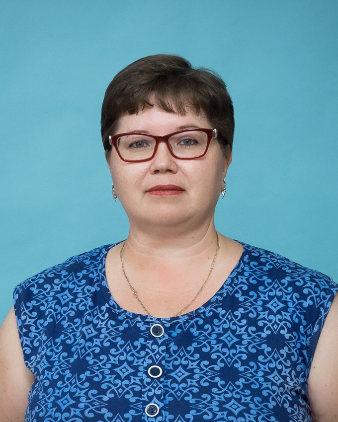 Разина Оксана Павловна