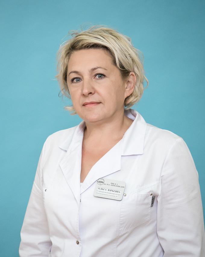 Ширяева Ольга Юрьевна
