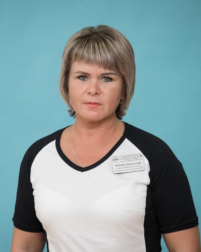 Царева Татьяна Анатольевна