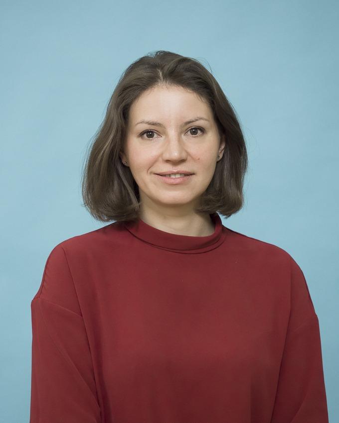Афонина Ирина Анатольевна