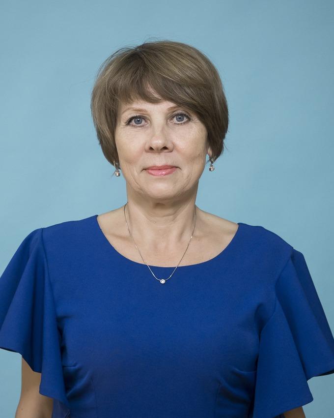Брыкова Наталья Ивановна