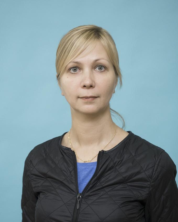 Хасанова Елена Рашитовна