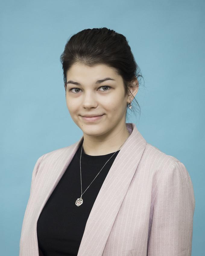 Карпухина Софья Андреевна