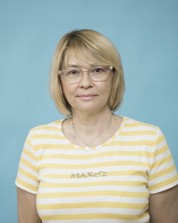 Шеремета Наталия Владимировна