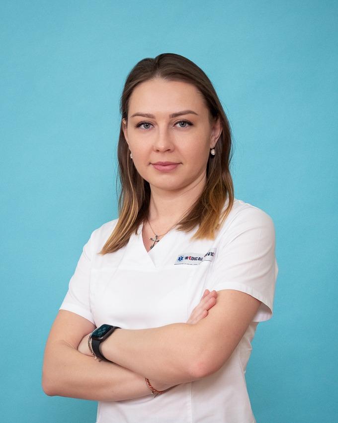 Безрукова Анна Николаевна