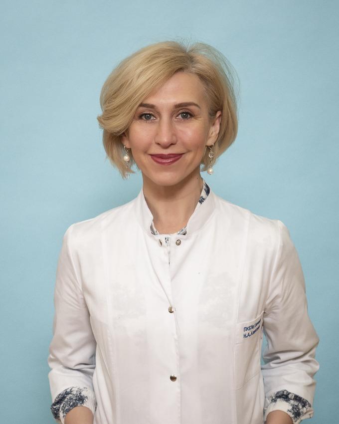 Ключникова Анна Адольфовна