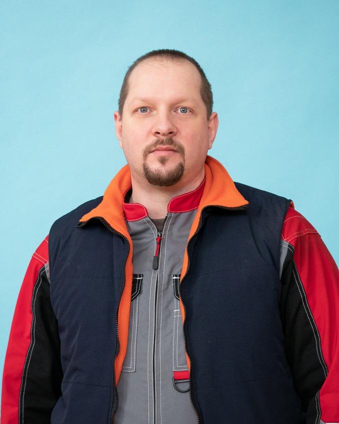Шеварев Юрий Викторович