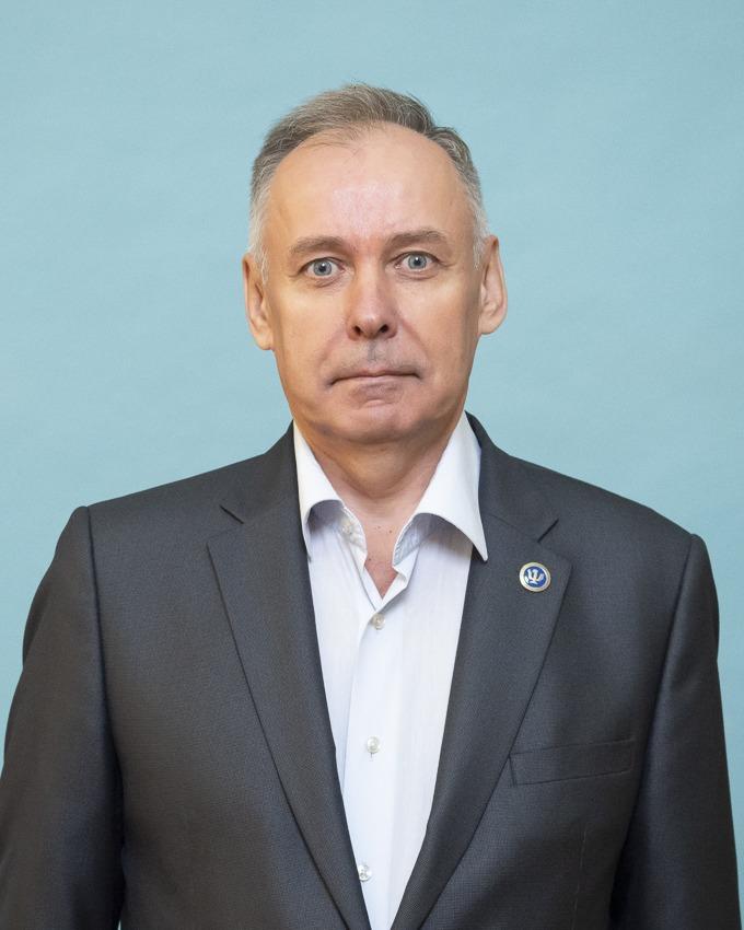 Широков Сергей Алексеевич