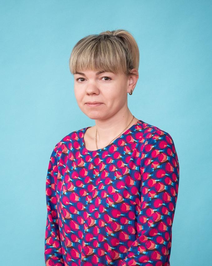 Ульянчикова Екатерина Валерьевна