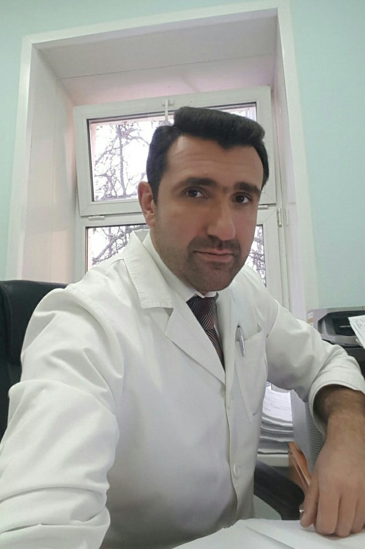 Цекин Василий Павлович