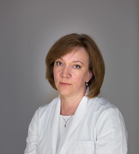 Евдокимова Оксана Светлановна