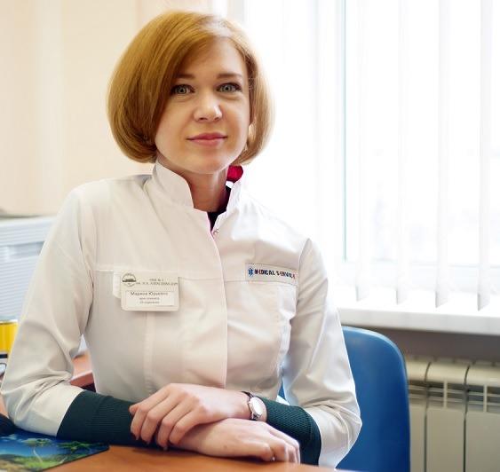 Кожевникова Марина Юрьевна