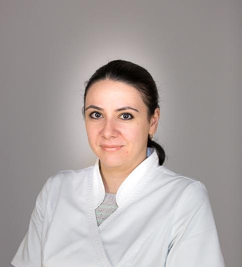 Курдиани Ксения Геловна