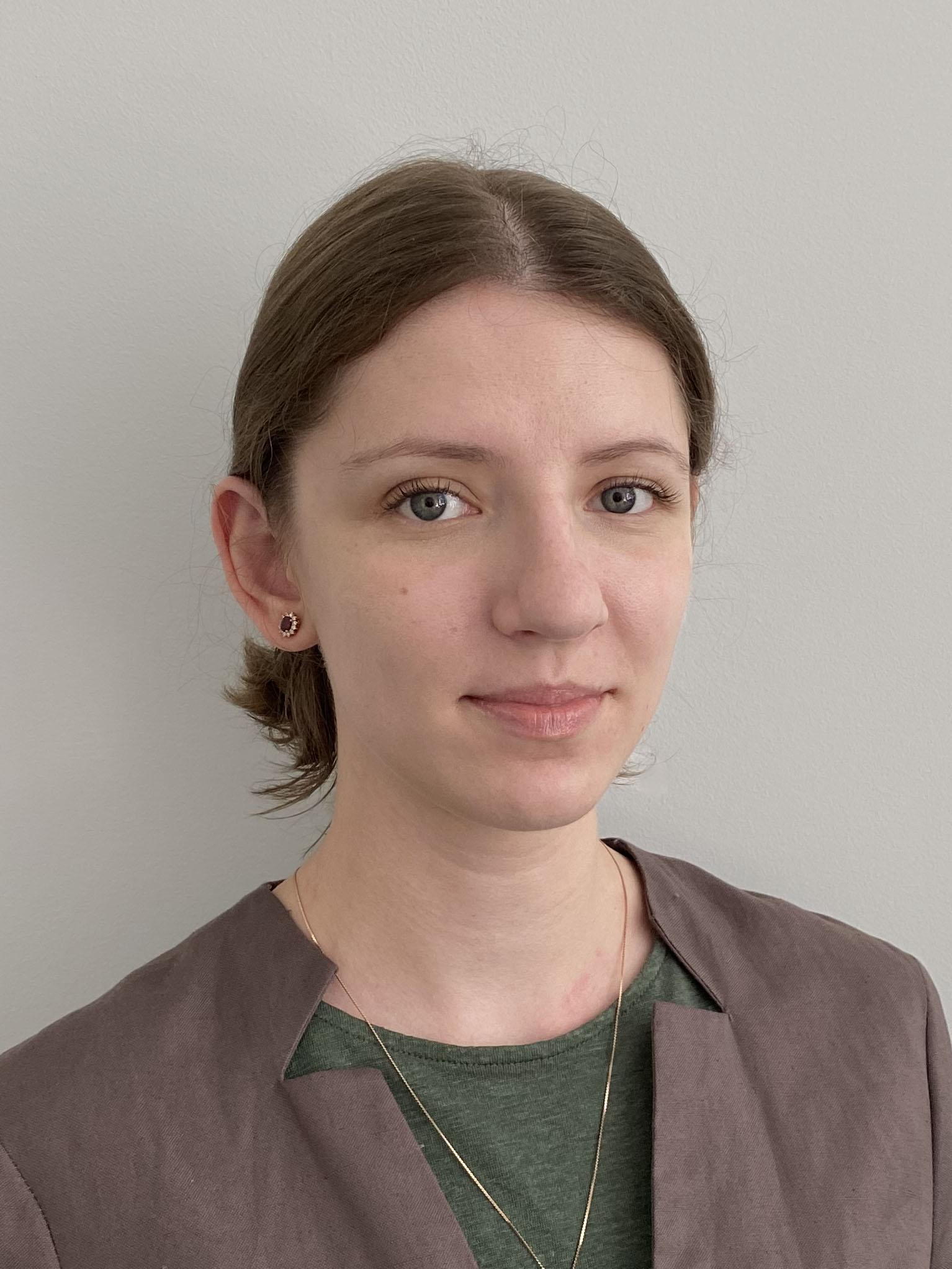 Носовец Мария Михайловна
