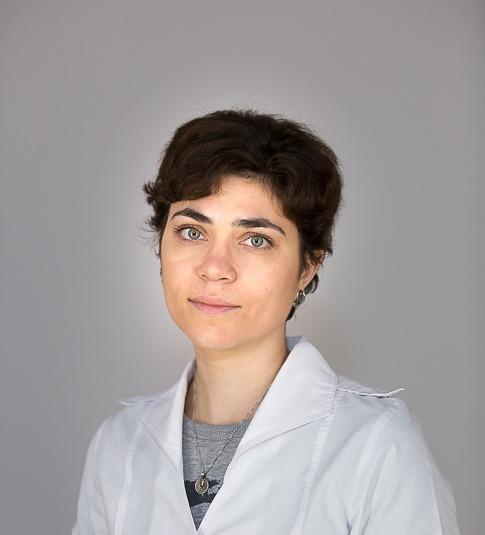 Сахарова Елена Александровна