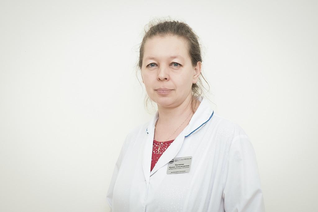 Цыганова Ирина Александровна