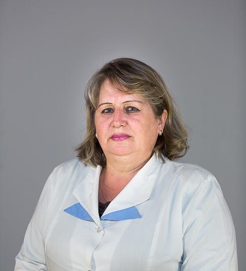 Дербенева Зинаида Леонидовна