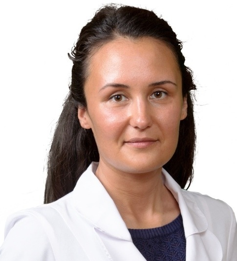 Гарбуз Жанна Викторовна