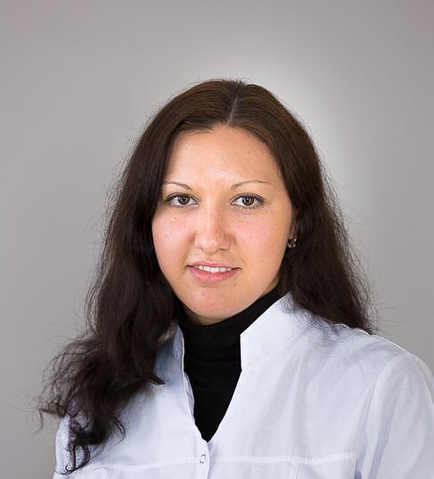 Князева Елена Павловна